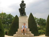 Day 8- Paris- Invalides, Rodin, Eiffel Tower