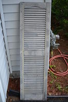 Shutters & front porch
